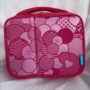 Girl's Smash Lunchbox Set